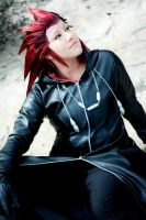 Axel - Fire and Fury by stormyprince