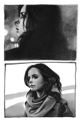 Jessica Jones by kittrose