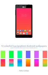 Gradient IOS7 Wallpapers by stormMajki