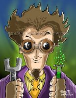 Mad Scientist - Ryan R. Nitsch by RyanNitsch