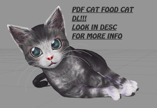 [PDF] Cat Food Cat [Update DL] by FlyingSpirits-P