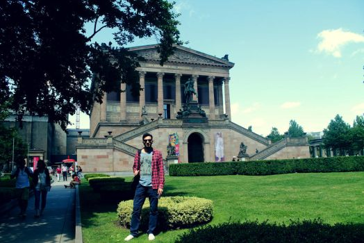 Alte Nationalgalerie by HQN89