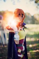 Lina Inverse - fire ball by LydiaXSabry