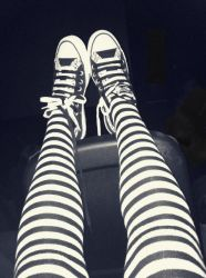I Fricken Love Emo Stripes. by Emobella101