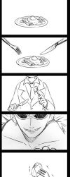 picky about food by minland4099