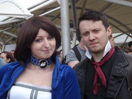 Booker And Elizabeth Cosplayers by Collioni69