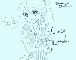 cindy lennox by xMina-chan