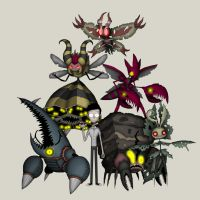 Requested Bug Type Pokemon Team