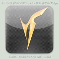 RF Online Dock Icon Remake by Carudo