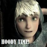 Jack Frost: Hoody Time! by insyirah321