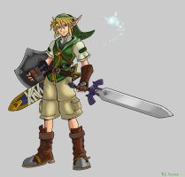 Kingdom Hearts-Link Colors by arvalis