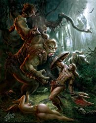 Barbarian by andrebdois
