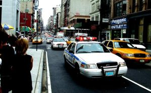 NYPD HD Wallpaper by JobaChamberlain