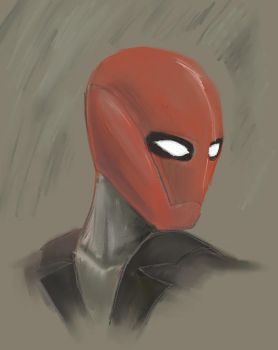 Red Hood by McTalon