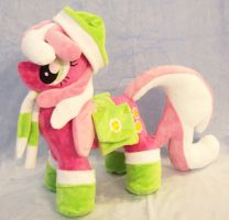 MLP CHERILEE WITH ACCESSORIES CUSTOM MINKY PLUSH by ponypassions