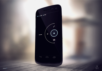 Android 5.0 Lock Screen Rethink (Rethink) by InfinityForge