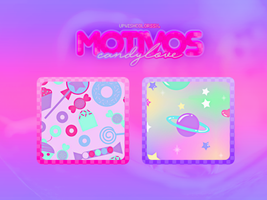 Recursos.Candy Love|Patterns by Upwishcolorssx
