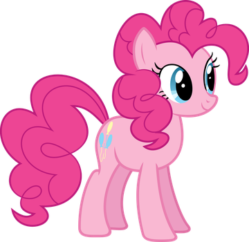 illumnious 50 0 vector pinkie pie by deyrasd