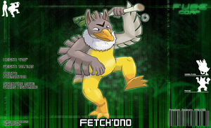 FUSE-Corp- Fetch'dno by Cripple-Fish