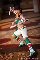 Otakon '11 - The Power of Wind by FushichoCosplay