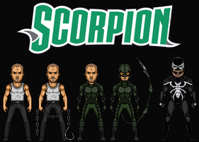 Scorpion (New Earth) by Nova20X