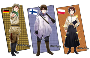 APH-Random History People 3 by partee6554