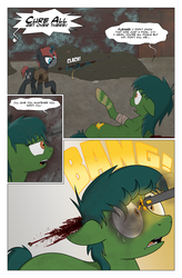 Fallout Equestria: Grounded page 92 by BoyAmongClouds
