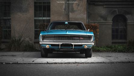 1968 Dodge Charger - Shot 5 by AmericanMuscle