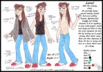 -Larval Reference Sheet- by Silvolf