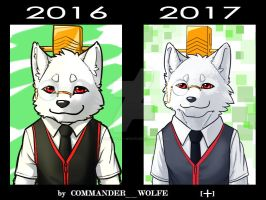 evolution4 by COMMANDER--WOLFE