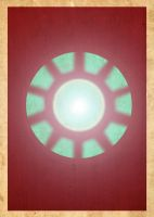 Iron Man Poster 2 by Procastinating