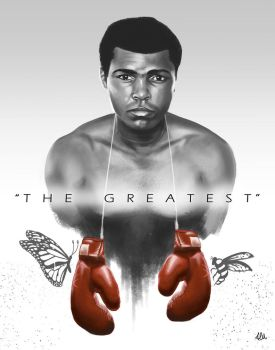 The Greatest by Modernerd