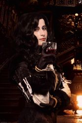 Yennefer of Vengerberg cosplay by BougainvilleaGlabra