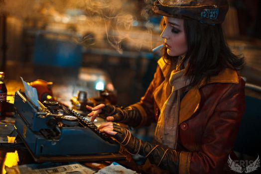 Piper (Fallout 4 cosplay) - Publick Occurrences by ver1sa