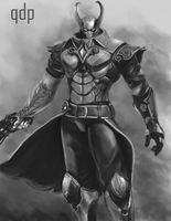 Androxus by QDigitalPainting