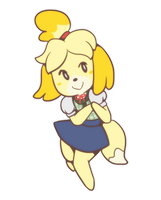 Isabelle by Clovie31