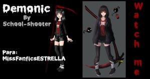 Pack Demonic by School-shooter by School-shooter