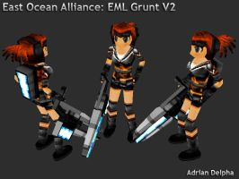 Alliance EML Grunt Revision by DelphaDesign