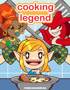 Cooking Legend by Vexingly-Yours