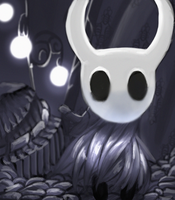 Hollow Knight by HiroMoru