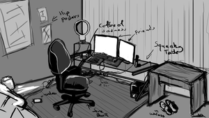 147 - Workspace by Shasel