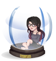 Snowglobe ID by Cantrona