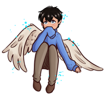 babydoll [ bertholdt ] by oh-no-Castiel