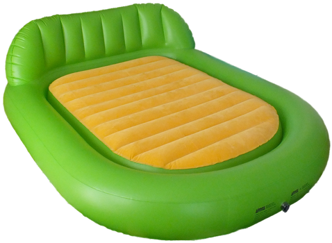 Simex Fun N Relax 3 in 1 Air bed and pool 2 by TigerDragon85
