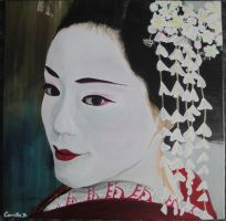 Geisha#10 passion by dc58