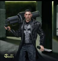 The Punisher by gkgaines