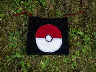 New and Improved Pokemon dice bag! by WhimsicalSquidCo