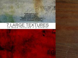 7 large textures 5 wt+2 oth. by Kiho-chan