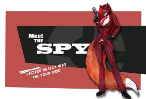 Team Fortress 2 - Meet VaniSpy by Vani-Fox