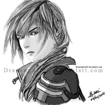 Lightning by DrawingArt23